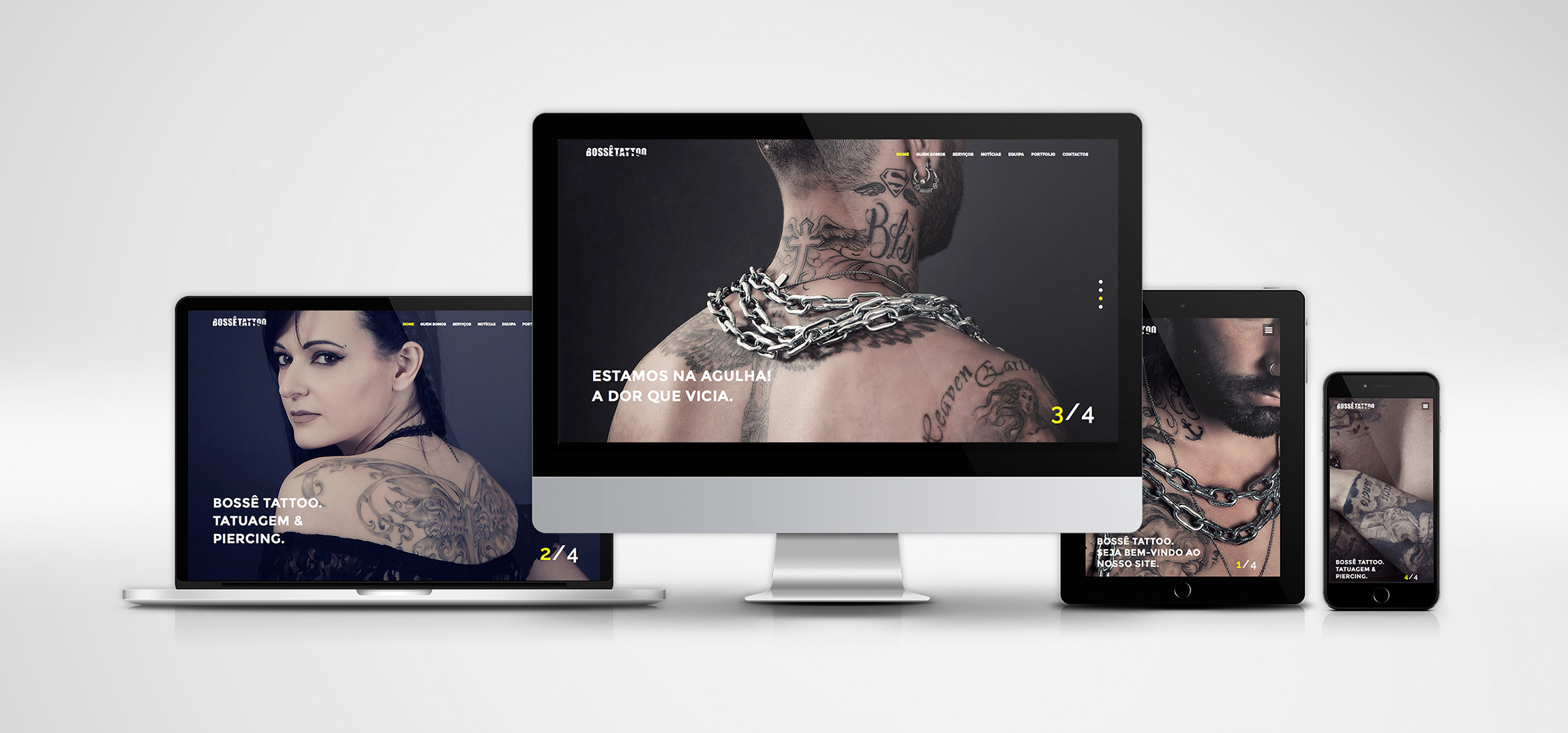 Site Bosse Tattoo